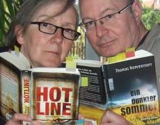 Krimiseminar mit Thomas Nommensen und Jutta Maria Herrmann