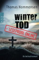 Leseprobe Wintertod online